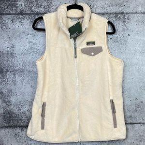 L.L. Bean // Hi-Pile Fleece Vest